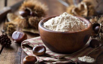 La farina di castagne del Pratomagno